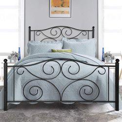 Queen Metal Bed Frame for Sale in City of Industry,  CA