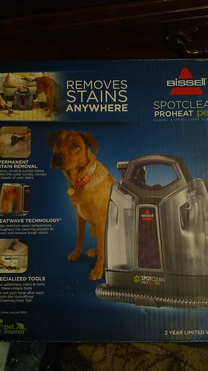 Carpet cleaner for Sale in Imperial, MO