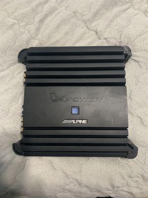 Alpine 500 watt amp for Sale in Jupiter, FL