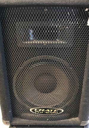 Crate Pro-Audio Speakers for Sale in Hialeah, FL