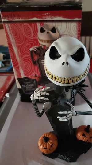 Scary Jack Bobble Head for Sale in Safety Harbor, FL