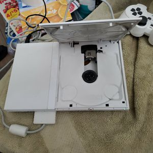 Playstation 2 White for Sale in Tempe, AZ