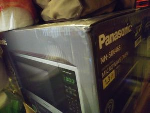 Panasonic microwave for Sale in San Lorenzo, CA