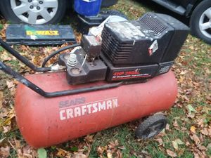 Craftsman compressor for Sale in Ashburn, VA
