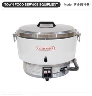 Restaurant Quality Rice Master for Sale in Marietta, GA
