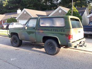 1983 K5 Chevrolet 6.2 Diesel for Sale in Hampton, GA
