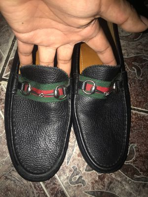 "Gucci ""Damo"" drive horsebit loafers for Sale in Montclair, CA"