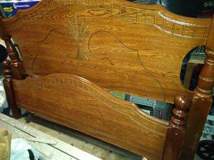 Headboard, footboard, rails, Full to Queen for Sale in Virginia Beach, VA