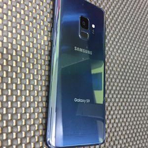Samsung Galaxy S9 Blue Unlocked (Liberado) for Sale in Los Angeles, CA