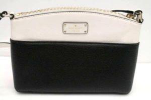 Ralph Lauren Black Leather Purse for Sale in Drew, MS