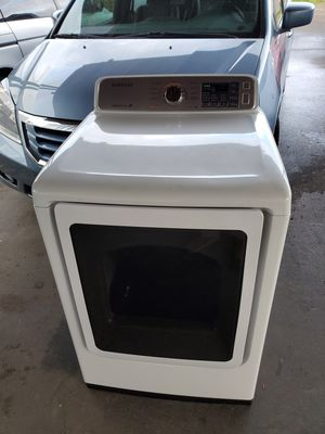 Samsung electric dryer Works Great !!! for Sale in Portland, OR