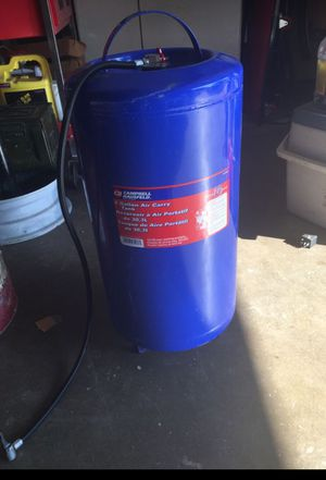 Air tank 8 gallon for Sale in Arlington, TX