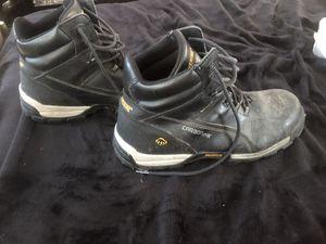 Men's steel toe boots size 12 for Sale in Laurel, MD