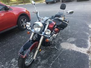 Motorcycle Suzuki Bulevard C50 for Sale in Holiday, FL