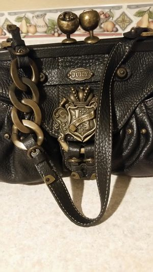 Limited Edition Vintage Black Juicy Couture for Sale in Irvine, CA