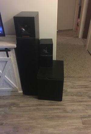 Klipsch speaker set for Sale in North Ridgeville, OH