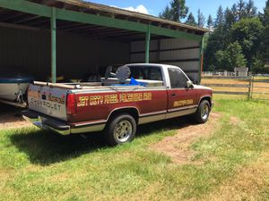 1988 Chevy 1/2 ton long bed for Sale in Seattle, WA