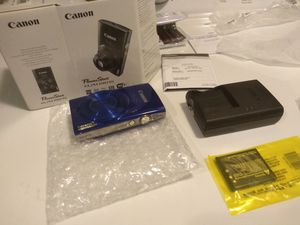Unused Canon ELPH 190 IS digital camera 20 megapixel for Sale in Reno, NV