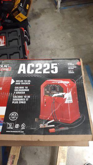LINCOLN ELECTRIC AC225 STICK WELDER for Sale in San Bernardino, CA
