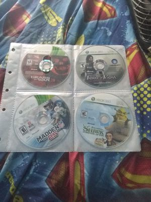 8 Xbox 360 games for Sale in York, PA
