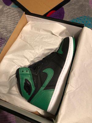Jordan 1 Pine Green Black for Sale in Reading, PA