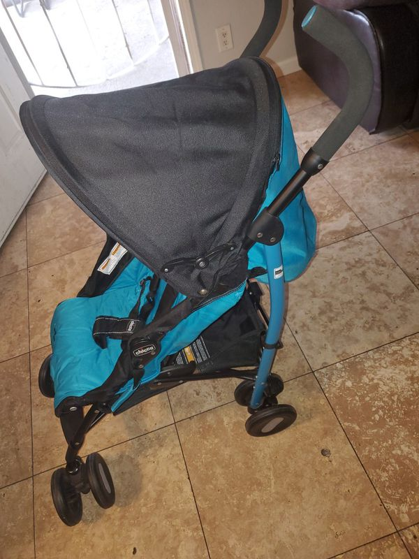 Chicco Stroller for toddlers. Recliner.