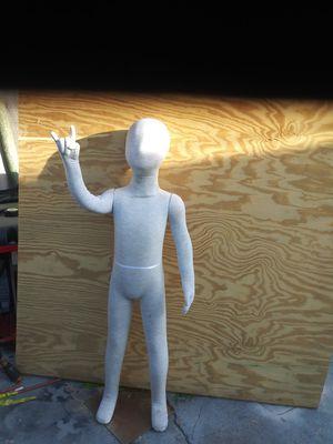 Flexible bendable mannequin for Sale in Wahneta, FL