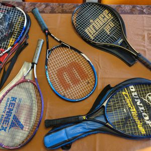 Tennis Racquets Rackets and Racquetball Racquet and Cases for Sale in Surprise, AZ