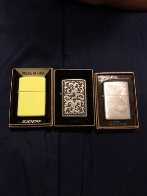Brand new zippos for Sale in New Haven, CT