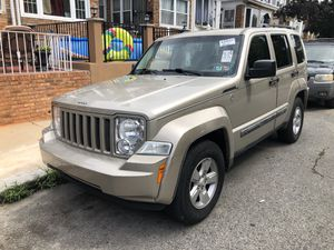 2010 Jeep Liberty 4x4 for Sale in Philadelphia, PA