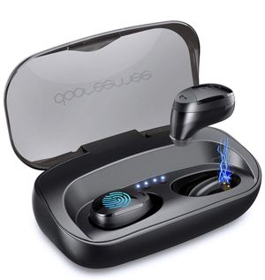 Dooreemee Wireless Earbuds Bluetooth 5.0 Ear Buds Wireless Earphones with 3000mAh Charging Case Waterproof TWS Stereo Headphones in Ear Built in Mic for Sale in Sea Ranch Lakes, FL