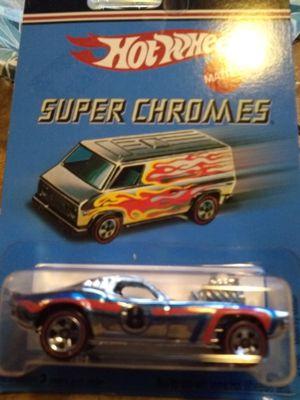 Hotwheels Chrome retired for Sale in San Diego, CA