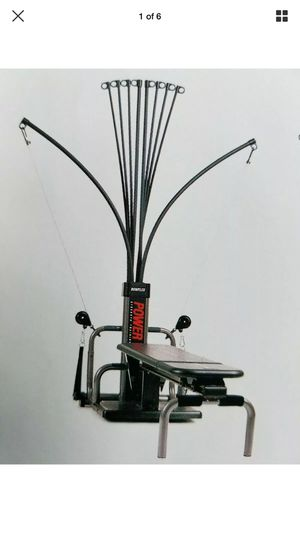 Bowflex home gym for Sale in Simi Valley, CA
