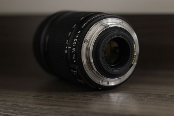 New Canon EF-S 18-135mm f/3.5-5.6 IS Lens