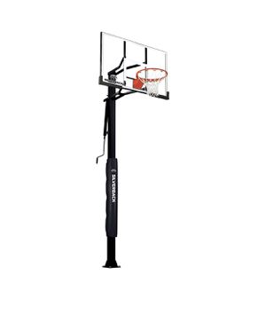 New In Box Silverback SB60, our premier in-ground basketball hoop for Sale in Austin, TX
