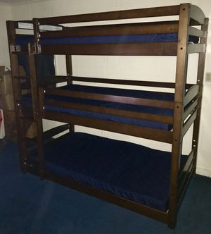 Triple Bunk Bed for Sale in Winter Haven, FL