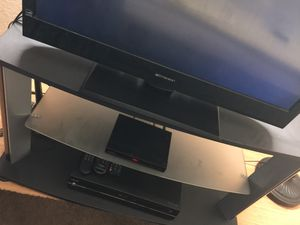 TV +amzon + tv stand all for Sale in Kennewick, WA