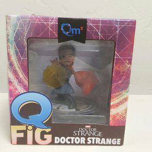 Q Fig Doctor Strange Marvel Action Figure on Stand New 2016 for Sale in Oceanside, CA