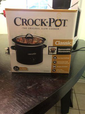 2qt Crock Pot for Sale in Murfreesboro, TN