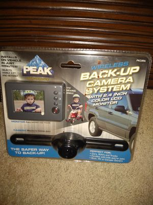 Back-up Camera System for Sale in Mesa, AZ