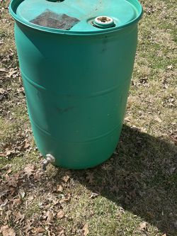 Outdoor Water Storage Container/Barrell for Sale in Nashville,  TN