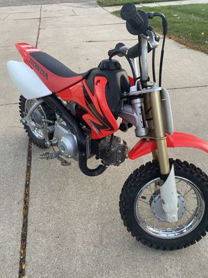 Honda CRF50 for Sale in Commerce Charter Township, MI