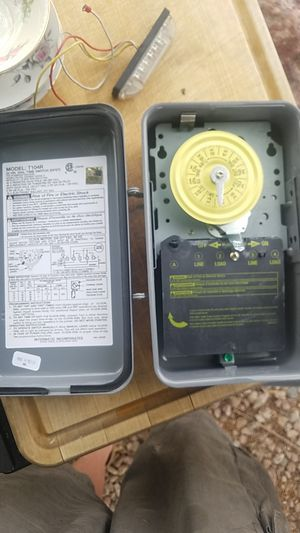 Intermatic T104R Swimming Pool Timer for Sale in Chandler, AZ
