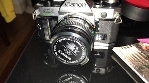 Canon Camera AE1 like new for Sale in San Francisco, CA