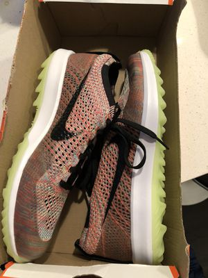 """NIKE FLYKNIT RACER GOLF """"MULTI-COLOR"""" sz9 NEW!! for Sale in West Palm Beach, FL"""