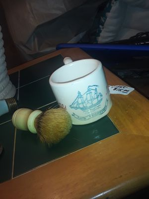 Ceramic OLD SPICE shave for Sale in Woodville, TX
