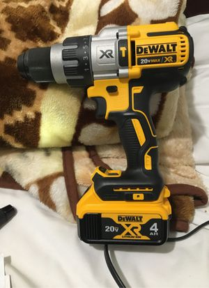 Dewalt heavy duty brushless drill for Sale in Los Angeles, CA