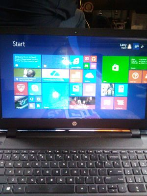 Hp notebook 15 for Sale in Hayward, CA