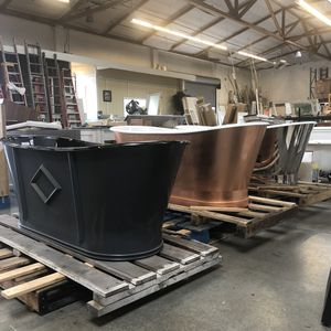 Cast iron tubs for Sale in Oakland, CA