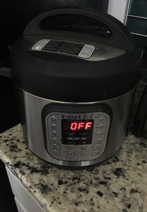 Instant pot for Sale in Plano, TX